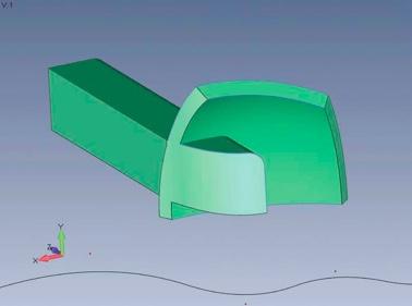Femap12 Слияние геометрии