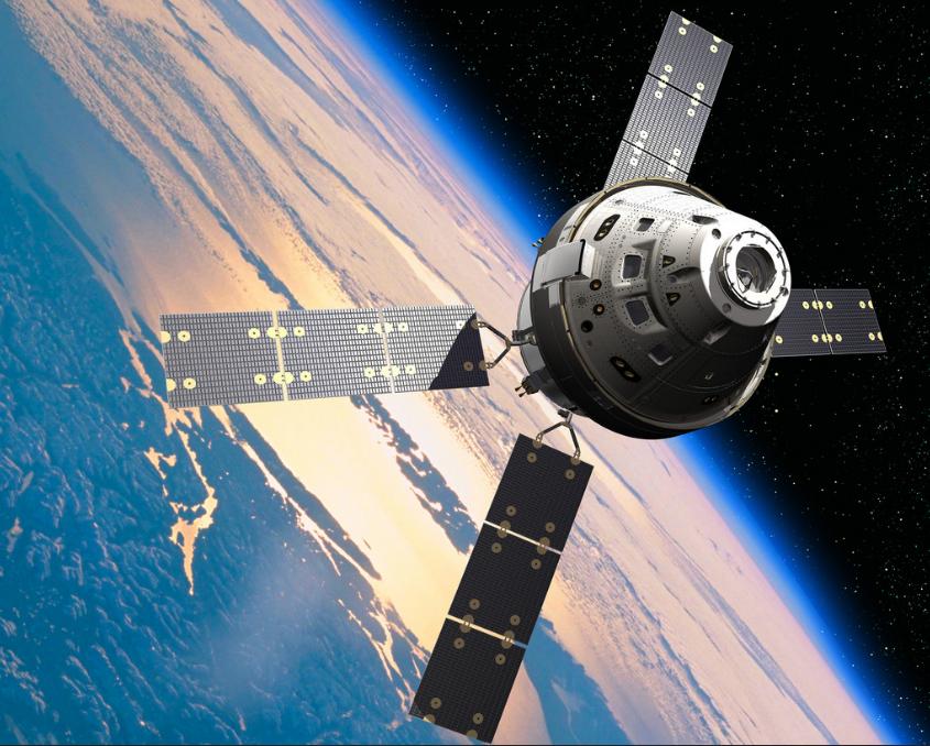 Кадис cadis femap orion nasa Lockheed Martin спутник проектирование управление данными siemens plm software МКЭ-модель постпроцессор импорт геометрии ранжирование данных автоматизация
