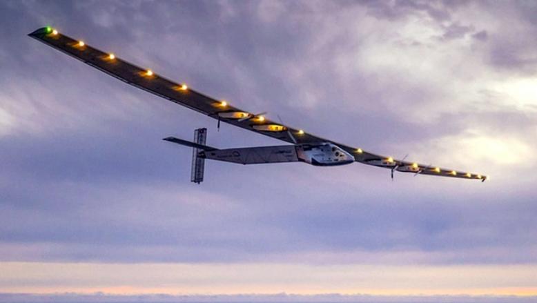 Femap, NX Nastran: опыт внедрения проект «Solar Impulse»