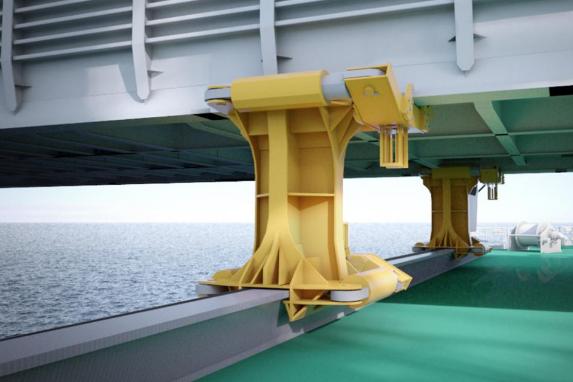 Кадис cadis femap gusto GustoMSC проектирование Siemens plm SBM Offshore N.V.  NOV company буровое оборудование NX Nastran кораблестроение верфь marine