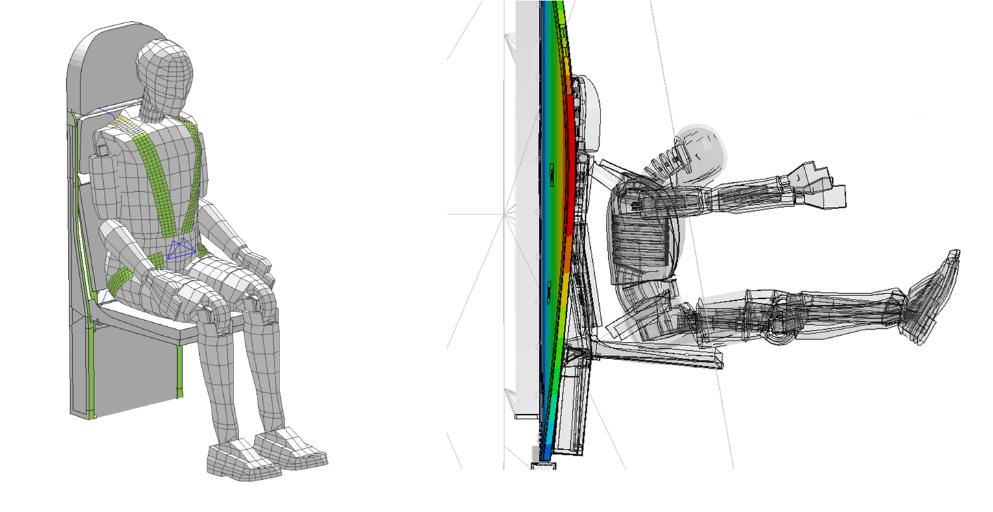 Кадис cadis femap расчеты методом конечных элементов   Гидродинамика нелинейный анализ ASME CAD системы