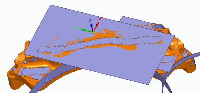 Solid Edge ST10 моделирование обратный инжиниринг реверс 3D печать кадис