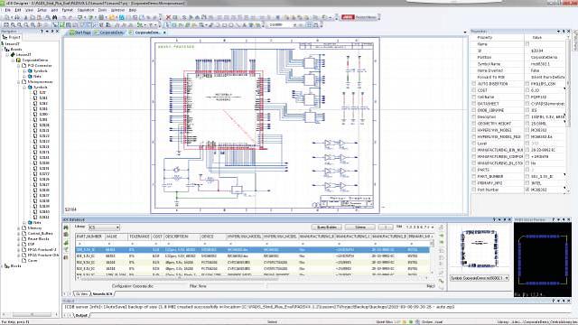 PADS Standard Designer: схемотехническое проектирование