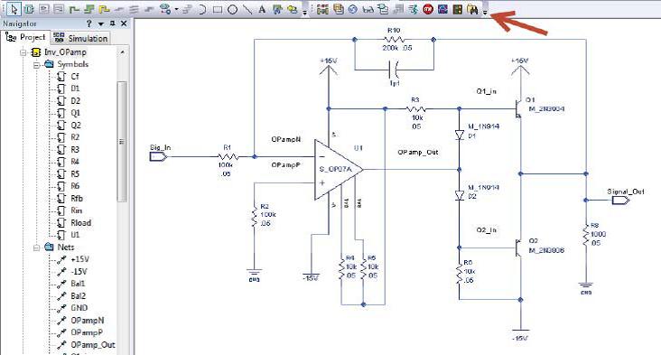 Аналоговое моделирование в PADS Standard Plus