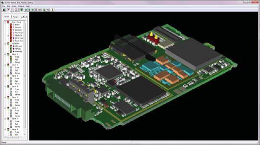 Интеграция PADS Standard PLUS с механическим САПР: NX, CREO, SolidWorks