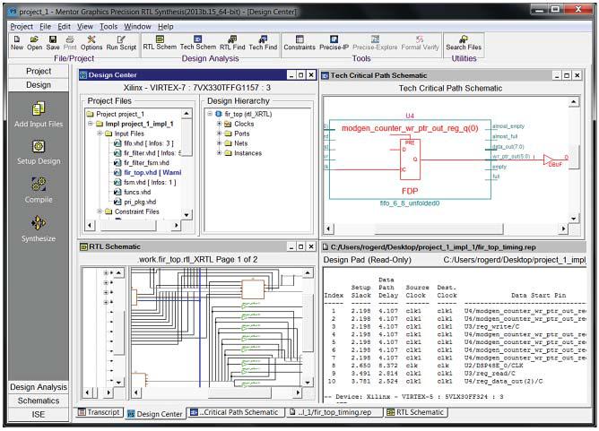 Внедрение ПЛИС (FPGA) значительно упрощается с PADS Professional