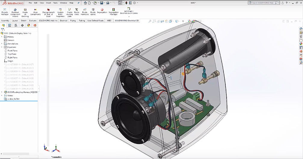 SolidWorks Electrical 2019