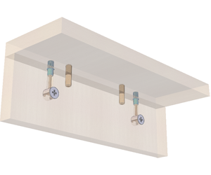 Создание элементов для соединения панелей SWOOD SolidWorks