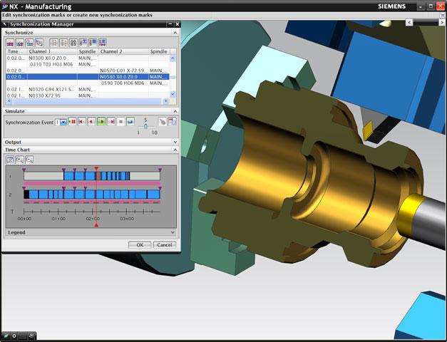 Solid Edge CAM Pro — это комплексное решение для токарной обработки на станках ЧПУ