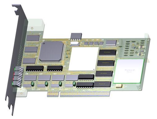 PADS Layout 3D визуализация и размещение