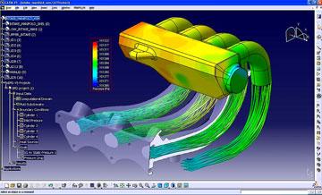 FloEFD for CATIA – гидрогазодинамический (CFD) анализ непосредственно в программное среде CATIA
