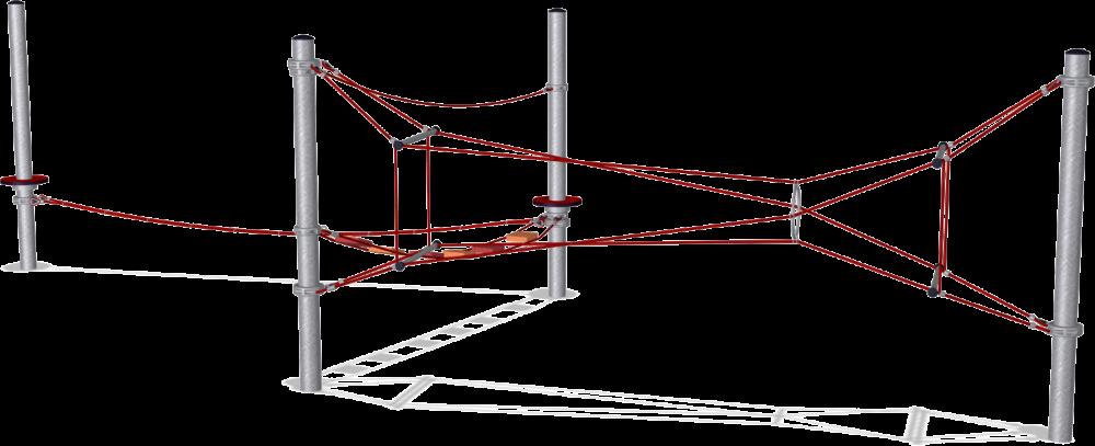 Моделирование троса / кабеля в Simcenter Femap