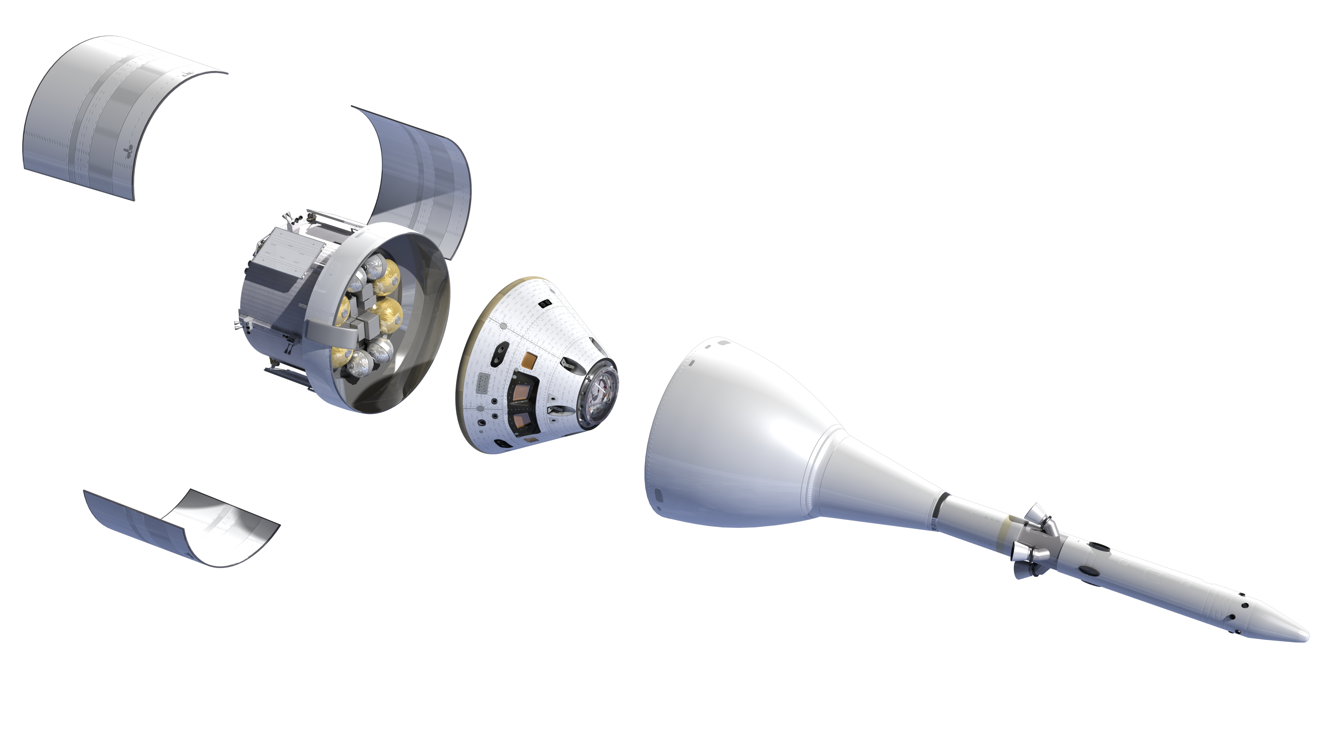 Многоцелевой пилотируемый космический корабль Orion