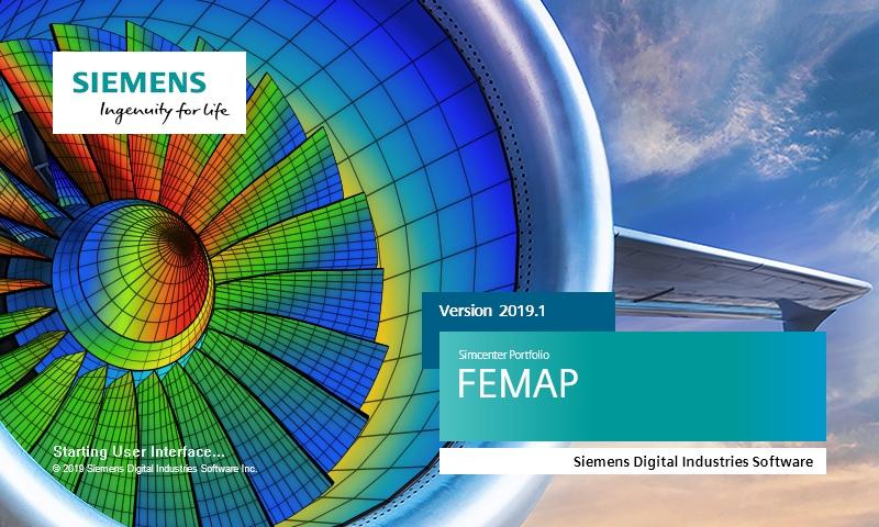 Siemens Femap 2019.1, Advanced Nonlinear Solver (SOL 601/701), Simcenter Nastran Multistep Nonlinear (SOL 401/402)