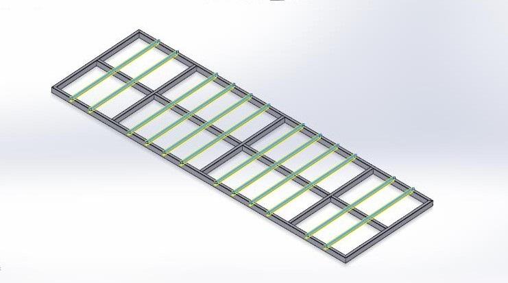SOLIDWORKS Сварные конструкции. Практическое применение модуля.