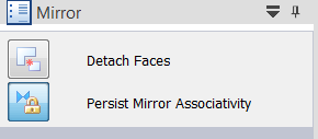 Зеркальная ассоциативность в синхронной среде Solid Edge ST9