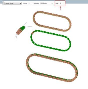 Создание цепных передач упрощено в Solid Edge ST10