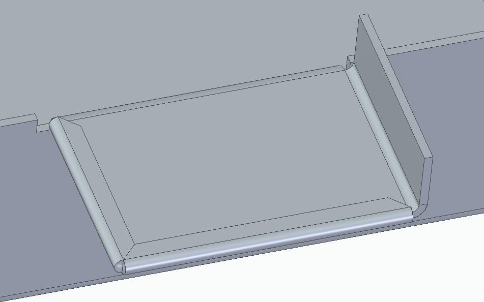 Solid Edge cadis кадис листовой металл листовая деталь