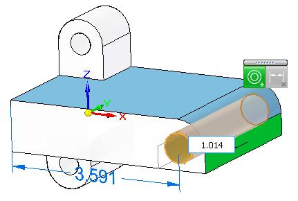 Solid Edge кадис cadis синхронное моделирование
