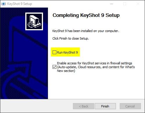 KeyShot 9 6