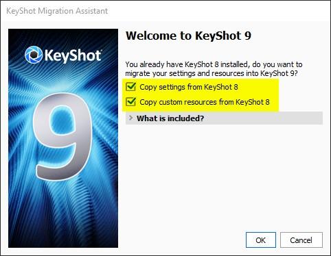 KeyShot 9 8