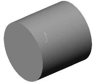 FloEFD: Коэффициент сопротивления цилиндра
