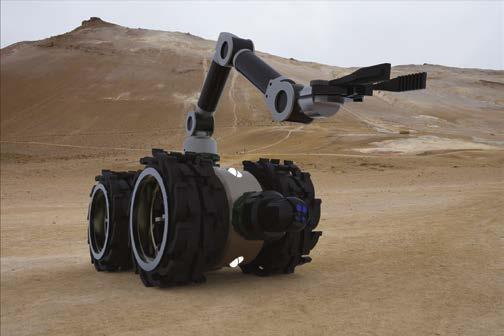 Solid Edge: История успеха компании Ross Robotics
