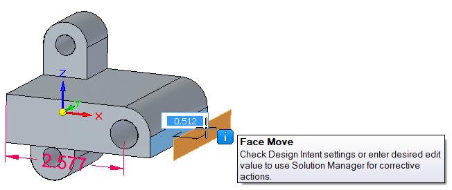 Solid Edge: Диспетчер решений и синхронная технология 2