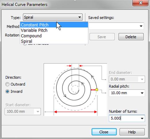Моделировании деталей в версии ST9 8