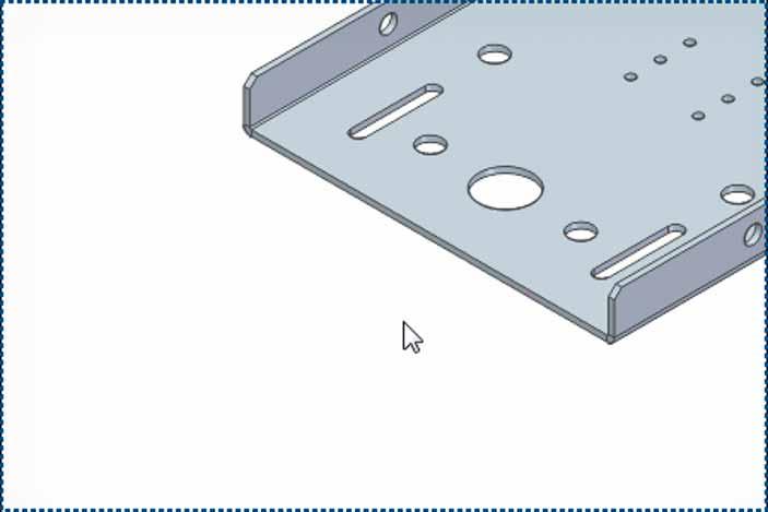 Проектирование листовых деталей 6