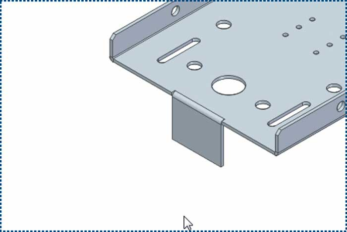 Проектирование листовых деталей 7