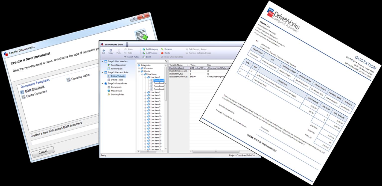 Автоматизация проектирования SOLIDWORKS. DriveWorks SOLO
