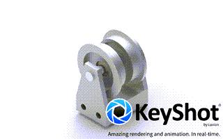 KeyShot для Solid Edge. Обзор интерфейса.