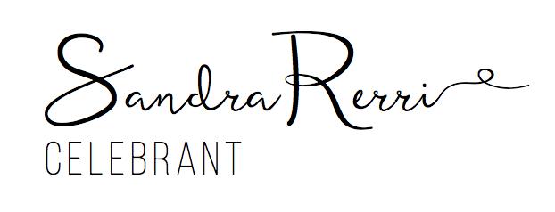 sandra rerrie celebrant logo