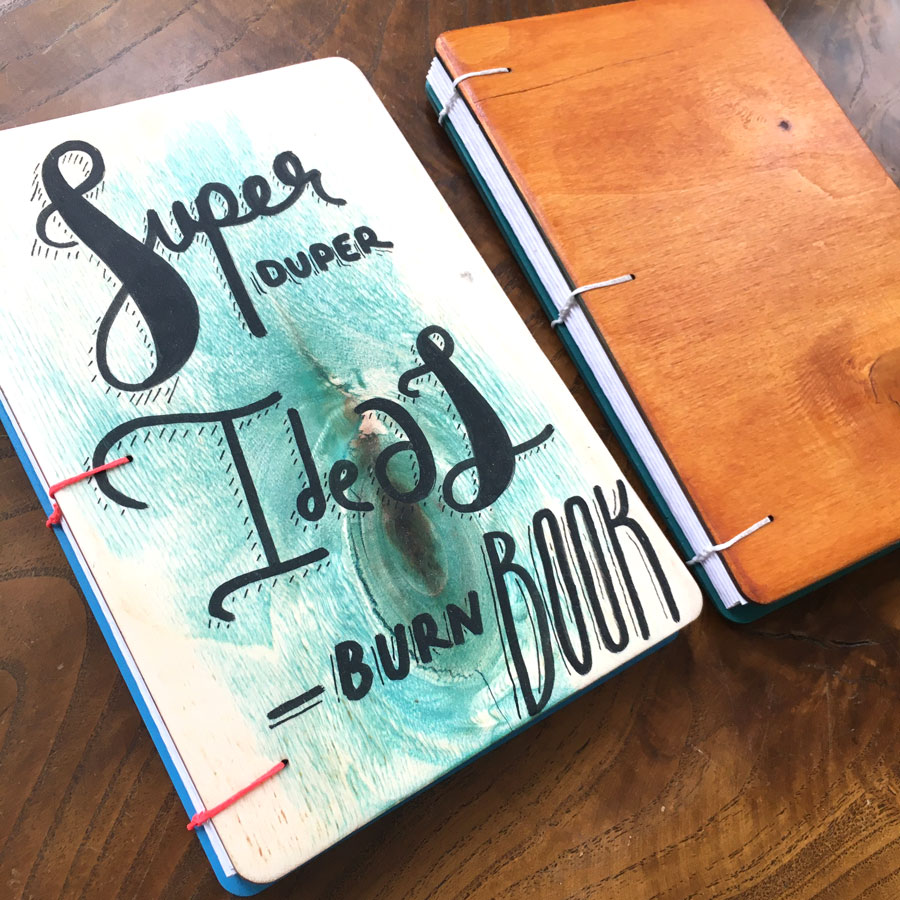 customize your own notebooks