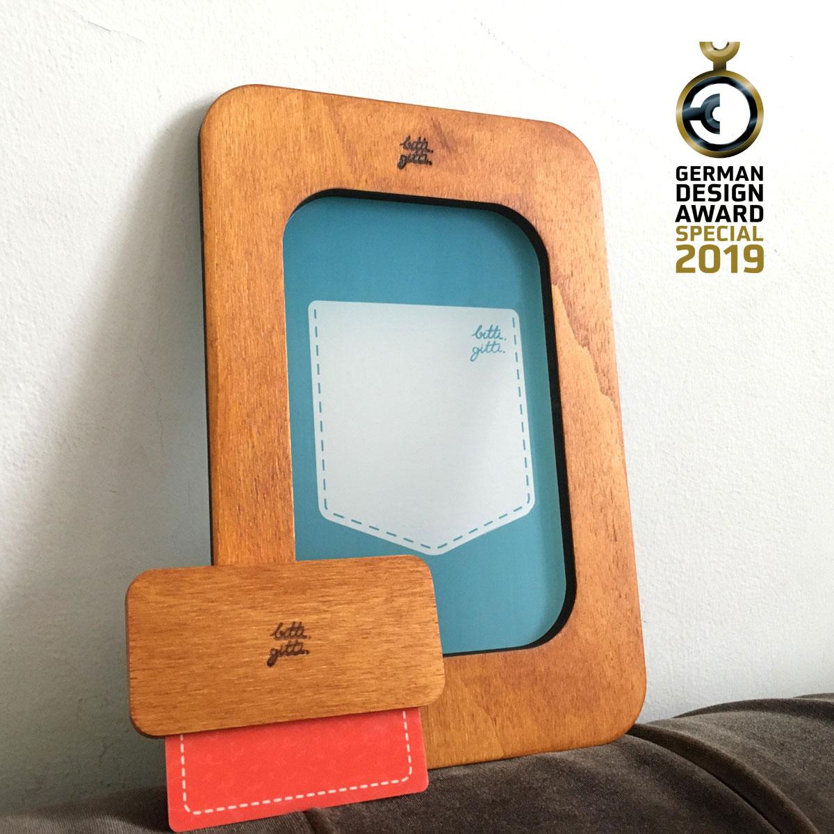 German Design Award winner screen printer