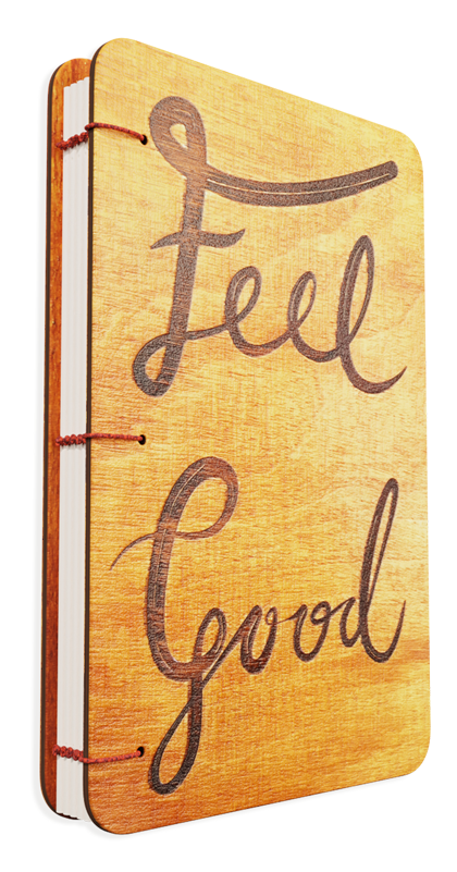 Feel Good notebook