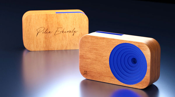 Custom Color the Wooden Sound Systems