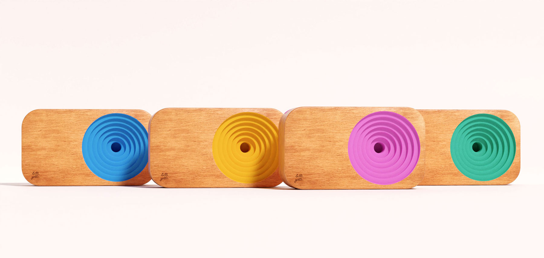 the wooden sound system color alternatives