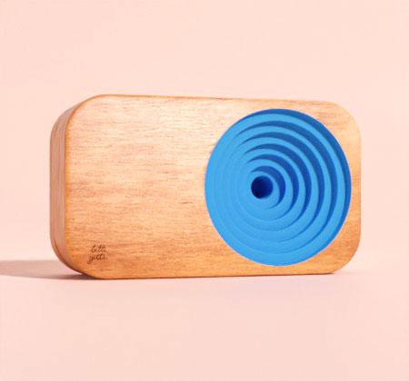 bizviz blue the wooden sound system
