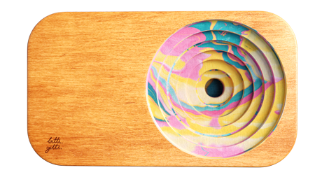 the wooden sound system swirl edition