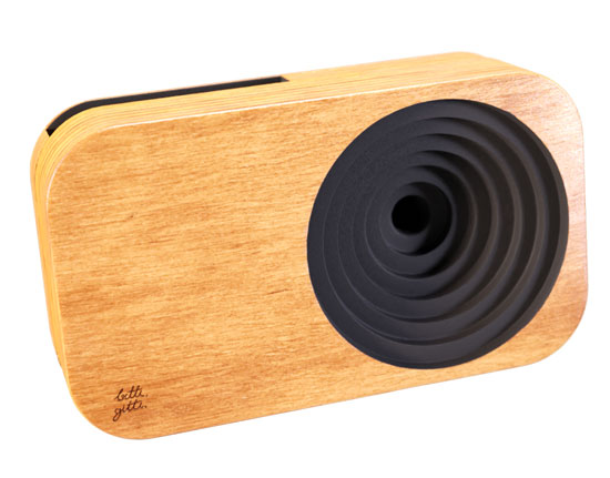 Razor Black The Wooden Sound System