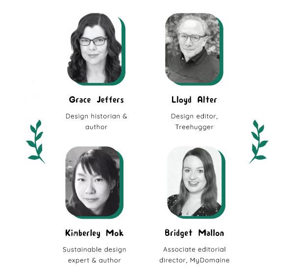 Treehugger Eco Awards Panel
