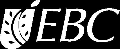 Logo EBC en blanco