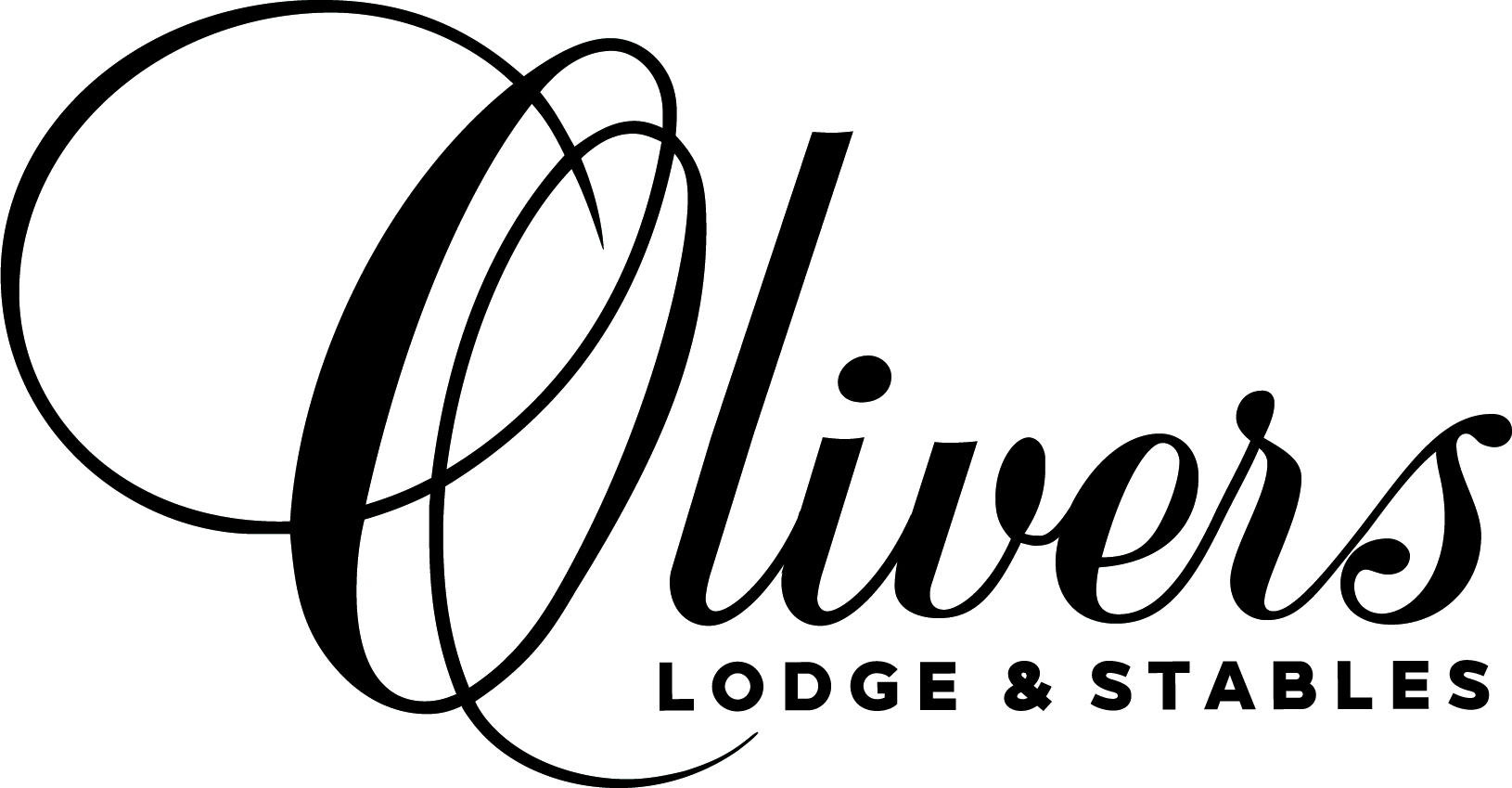 olivers lodge and stables logo