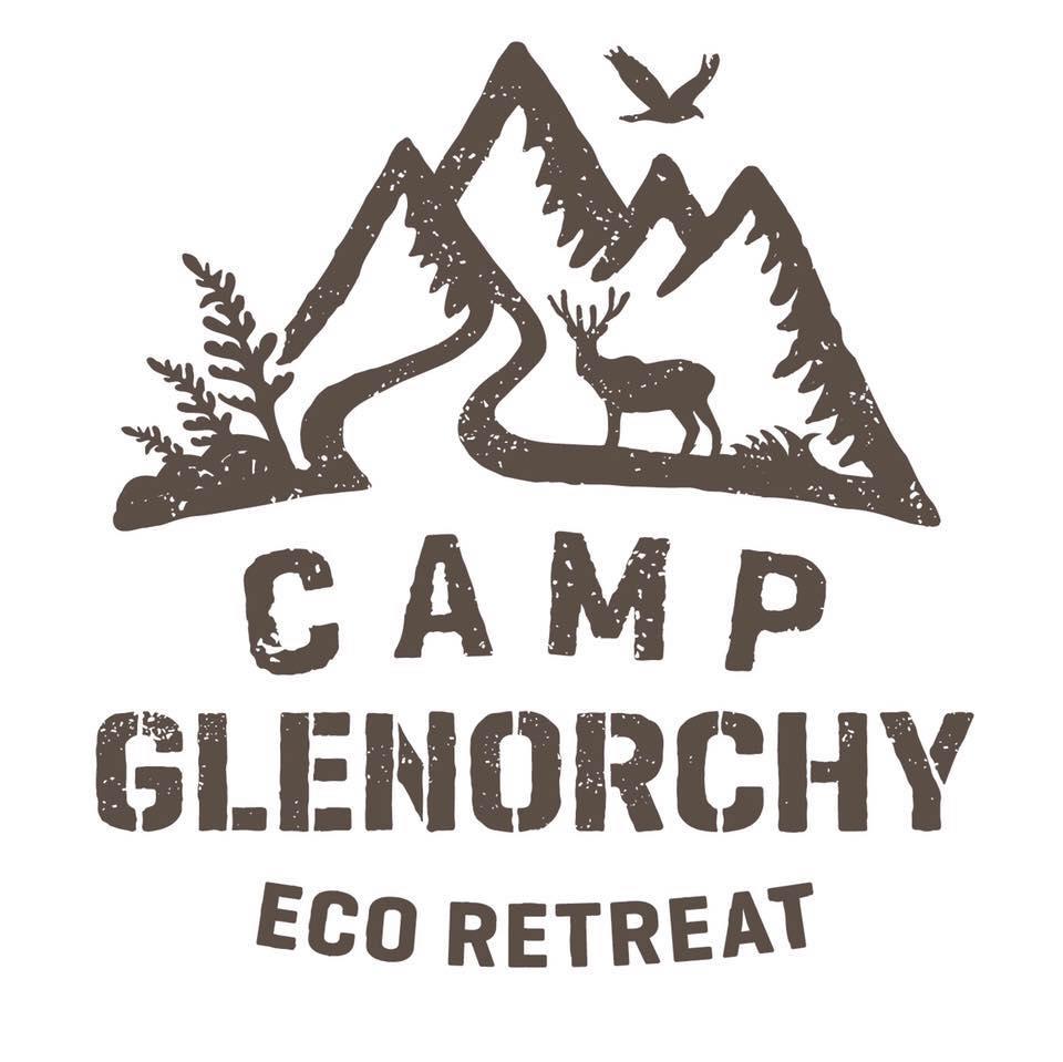 camp glenorchy eco retreat logo
