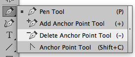 Pen Tool on Illustrator Toolbar