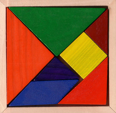 A Tangram Example