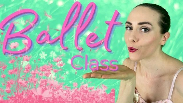 A Springtime Flowers themed Ballet Class for kids & beginners. Learn ballet basic with Miss Hannah.