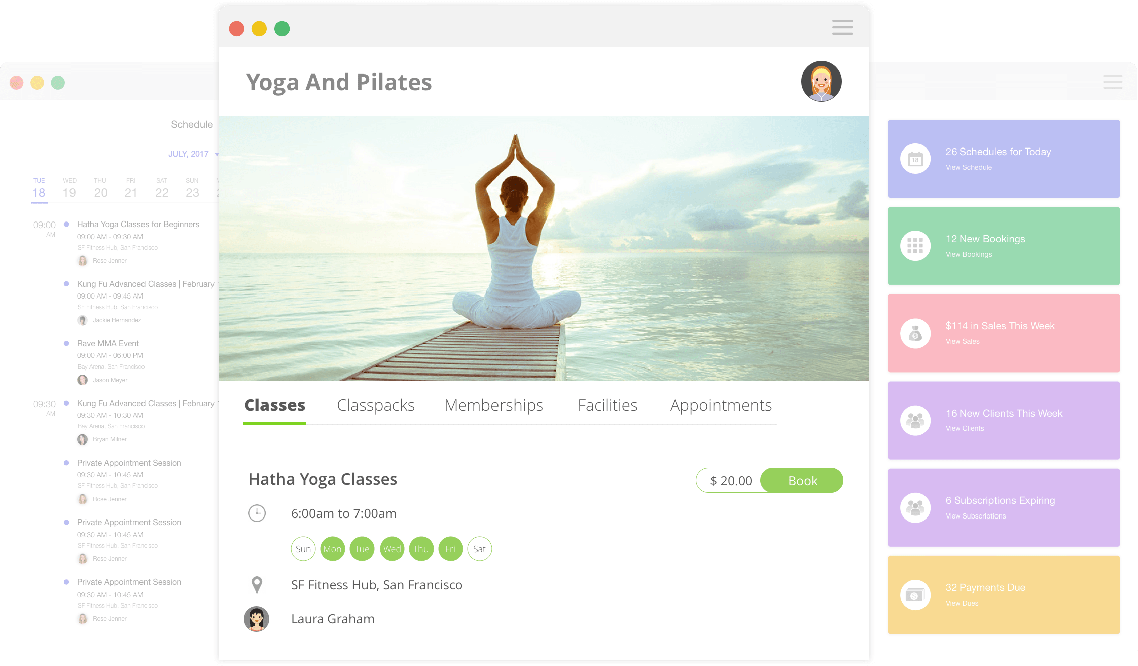 Yoga Studio Software | Omnify